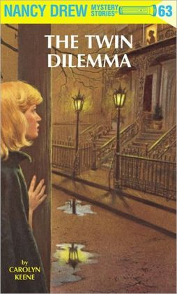The Twin Dilemma (Nancy Drew Series #63)