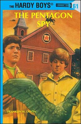 The Pentagon Spy (Hardy Boys Series #61)