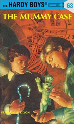 The Mummy Case (Hardy Boys Series #63)