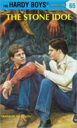 The Stone Idol (Hardy Boys Series #65)