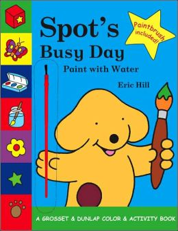 Spot's Busy Day