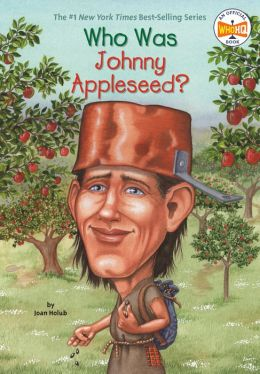 What does johnny appleseed look like 10