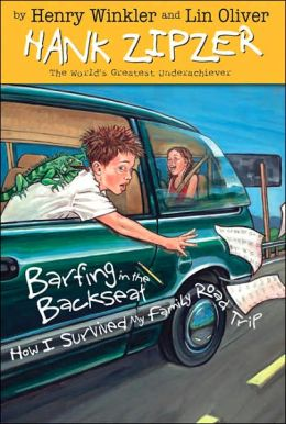 Barfing in the Backseat #12