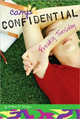 Freaky Tuesday (Camp Confidential Series #17)