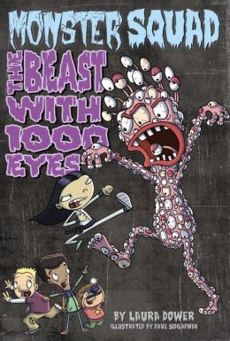 The Beast with 1000 Eyes (Monster Squad Series #3)