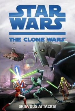 Star Wars The Clone Wars TV Series: Grievous Attacks!