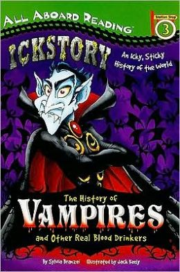 The History of Vampires and Other Real Blood Drinkers