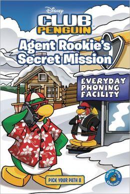 Agent Rookie's Secret Mission 8