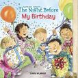 Book Cover Image. Title: The Night Before My Birthday, Author: Natasha Wing