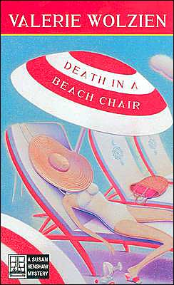 Death in a Beach Chair (Susan Henshaw Series)