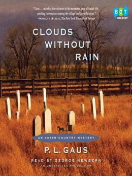 Clouds without Rain: Amish-Country Mystery Series, Book 3