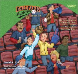 Ballpark Mysteries Collection, Books 1-5 (lib)(CD)