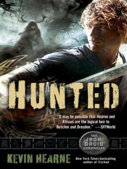 Hunted: The Iron Druid Chronicles, Book 6