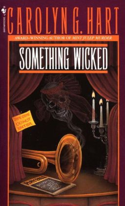 Something Wicked (Death on Demand Series #3)