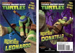 Mutant Origin: Leonardo/Donatello (Teenage Mutant Ninja Turtles)