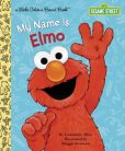 Book Cover Image. Title: My Name Is Elmo (Sesame Street), Author: Constance Allen