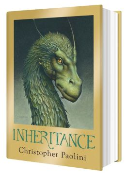 Inheritance (Inheritance Cycle Series #4): Deluxe Edition