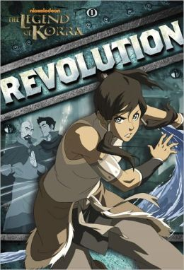 Revolution (Nickelodeon: Legend of Korra)