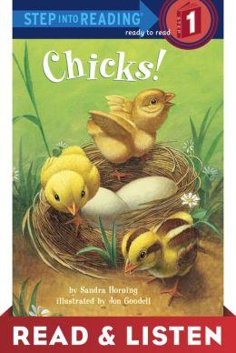 Chicks! Read & Listen Edition