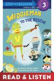 Book Cover Image. Title: Wedgieman to the Rescue:  Read & Listen Edition, Author: Charise Mericle Harper