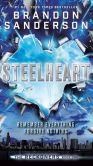 Book Cover Image. Title: Steelheart, Author: Brandon Sanderson