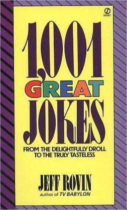 1001 Great Jokes