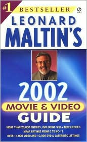Leonard Maltin's Movie and Video Guide 2002