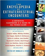 The Encyclopedia of Extraterrestrial Encounters: A Definitive, Illustrated A-Z Guide to All Things Alien