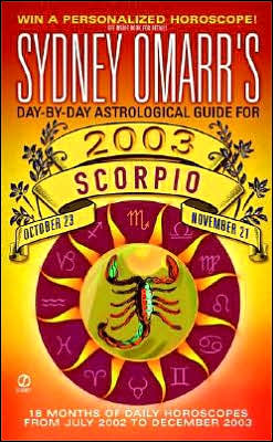 Scorpio: 18 Months of Daily Horoscopes From July 2002 to December 2003