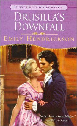 Drusilla's Downfall (Signet Regency Romance Series)