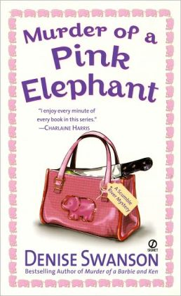 Murder of a Pink Elephant (Scumble River Series #6)