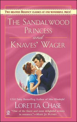 The Sandalwood Princess and Knave's Wager