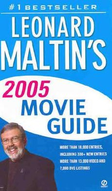 LEONARD MALTIN 2005 MOVIE GUIDE (Australian Ed)