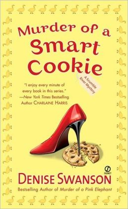 Murder of a Smart Cookie (Scumble River Series #7)