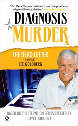The Dead Letter (Diagnosis Murder Series #6)