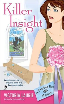 Killer Insight (Psychic Eye Series #4)