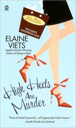 High Heels Are Murder (Josie Marcus, Mystery Shopper Series #2)