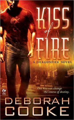 Kiss of Fire (Dragonfire Series #1)