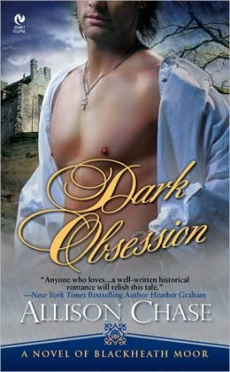 Dark Obsession (Blackheath Moor Series #1)