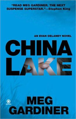 China Lake (Evan Delaney Series #1)