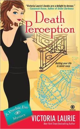 Death Perception (Psychic Eye Series #6)