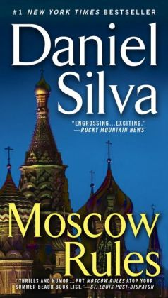 Moscow Rules (Gabriel Allon Series #8)