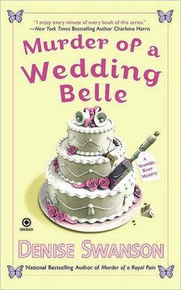 Murder of a Wedding Belle (Scumble River Series #12)