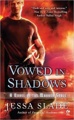 Vowed in Shadows (Marked Souls Series #3)