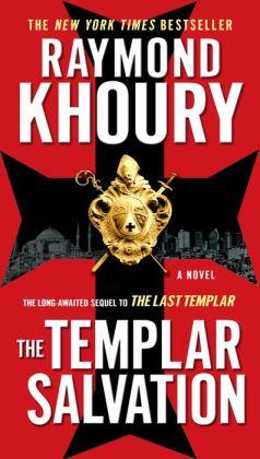 The Templar Salvation (Sean Reilly and Tess Chaykin Series #2)