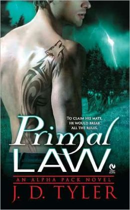 Primal Law (Alpha Pack Series #1)