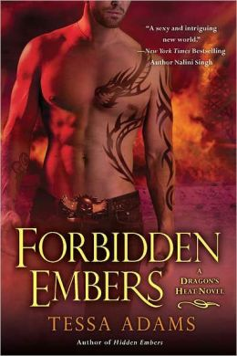 Forbidden Embers (Dragons Heat Series #3)
