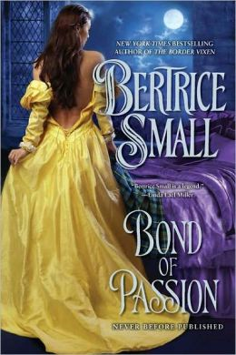 Bond of Passion (Border Chronicles Series #6)