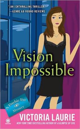 Vision Impossible (Psychic Eye Series #9)