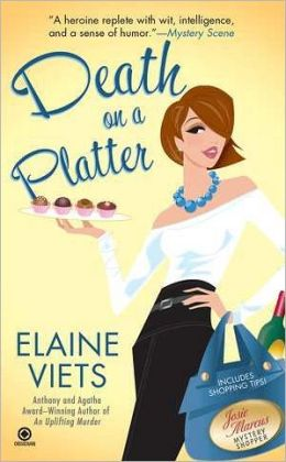 Death on a Platter (Josie Marcus, Mystery Shopper Series #7)